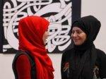 В Казане проходит выставка иранских хужожниц