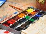 Открывается выставка творческих работ учеников школы В.А.Пташинского