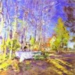 Знаменательное событие в жизни Третьяковской галереи – выставка художника Коровина