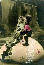 В Русском музее фотографии 11 апреля откроется экспозиция рисованных и фотографических пасхальных открыток