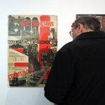 Музей Маяковского начал отмечать 75-летие выставкой в галерее «Проун»