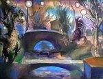 В Нижнем Новгороде откроется выставка акварелей Владимира Рекина