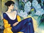 В Петербурге открылась выставка портретов Ахматовой