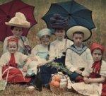 Редкие цветные фото русского дворянства представлены на выставке в Екатеринбурге