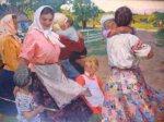 В Кировограде открылась выставка, приуроченная Дню Матери