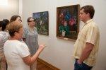 Русский авангард в собрании Астраханской картинной галереи