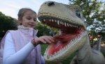 Под Магнитогорском появился парк динозавров