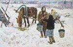 В Русском музее экспонируется живопись, графика и скульптура шестидесятников «Сокровенная исповедь»