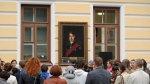 Русский музей открыл уличную экспозицию репродукций полотен, посвященных войне 1812 года