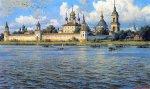 В Волгограде открылась выставка «Храмы России»