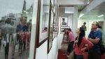 Выставка, посвященная скомканной бумаге, открывается в лофте Rizzordi