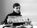 К 80-летию Андрея Тарковского в «Этажах» открывают выставку
