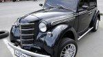 Автомобили Сталина и машины французских гангстеров покажут в Москве