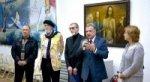 В Воронеже открылась персональная выставка художника Виктора Кротова