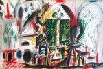 В Калининграде покажут литографии Пикассо из частных коллекций