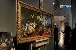 На Волхонку привезли шедевры изобразительного искусства