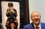 Жители Твери смогут бесплатно посетить выставку работ Зураба Церетели