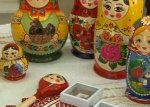 В Томске поселилась деревянная матрешка размером в полмиллиметра
