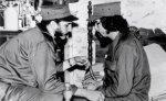 На аукционе в Лондоне выставляется коллекция редких фотографий Фиделя Кастро и Эрнесто Че Гевары