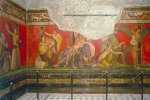Помпейские фрески очистят лазером