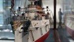 Военно-морской музей полностью откроет экспозицию в конце 2014 года