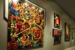 Русский музей проведет выставку картин Сильвестра Сталлоне