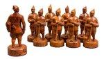 """Интерактивная шахматная выставка """"Царская игра"""" открывается в Москве"""