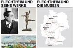 Коллекцию еврейского арт-дилера выложили в интернет