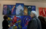 """В Сочи пройдет выставка """"олимпийских"""" картин"""