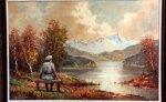 Картина, которую дорисовал художник Бэнкси, ушла с молотка более чем за 600 тыс. долларов