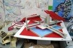 Более 200 архитектурных проектов представлены на выставке, открывшейся в столице КНДР