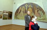 В Москве открывается выставка современного церковного искусства