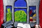 Две редкие картины Дэвида Хокни продадут на аукционе