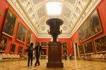 Эрмитаж планирует обменяться выставками с национальным музеем Алтая