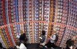 Лейпцигская книжная ярмарка собрала в 2014 году рекордное количество посетителей
