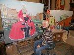 В Самаре покажут 100 картин оренбургских художников