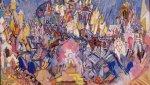 Выставка автора рубиновых звезд Кремля открылась в Третьяковке