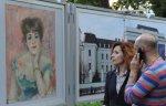 На улицах Москвы пройдет выставка репродукций шедевров классической живописи