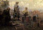 В Третьяковке открывается выставка работ Петра Котова — мастера соцреализма