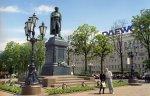 В Москве отметят день рождения Пушкина