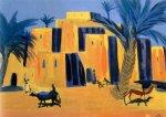 В Саратове, на выставке «Образ Востока» представят забытые полотна символистов