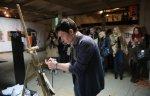 В двух выставочных залах Москвы появятся арт-резиденции