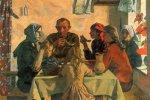 На выставке «Портрет семьи» в Русском музее соединили живопись и медиаинсталяцию