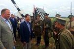 В Калининградской области открыты два памятника событиям Первой мировой войны