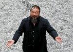 Выставку Ай Вэйвэя в Великобритании откроет его 3D копия