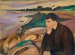 В Хельсинки откроется выставка работ Эдварда Мунка
