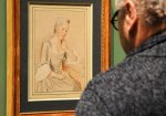 В Пушкинский музей привезли французские рисунки из Альбертины