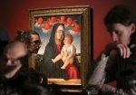 В Пушкинский привезли четыре итальянские «Мадонны с младенцем»