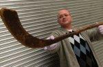 Музей истории Канады приобрел за $253 тыс. хоккейную клюшку образца 1830 года