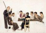 Крупнейшая выставка Павла Федотова открылась в Третьяковской галерее